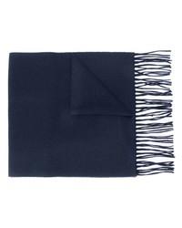 Bufanda azul marino de Moschino