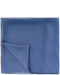 Bufanda Azul de Fendi