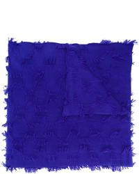 Bufanda azul de Oyuna