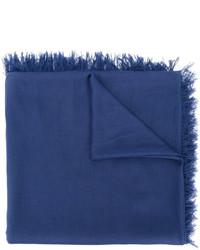 Bufanda azul de Paolo Pecora