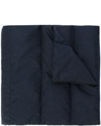 Bufanda de rayas horizontales azul marino de Sofie D'hoore