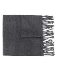 Bufanda en gris oscuro de Moschino