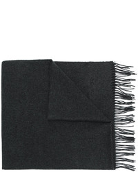 Bufanda en gris oscuro de Tom Ford