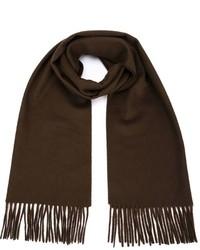 Bufanda en marrón oscuro de Ami