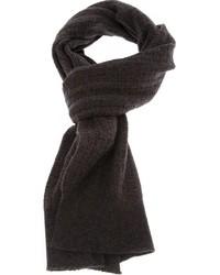 Bufanda en marrón oscuro de Dolce & Gabbana