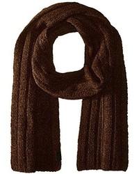 Bufanda en marrón oscuro de Original Penguin