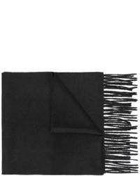 Bufanda ligera negra de Gucci