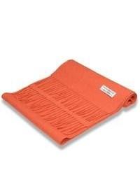 Bufanda naranja