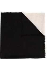 Bufanda Negra de Faliero Sarti