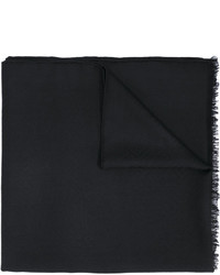 Bufanda negra de Fendi