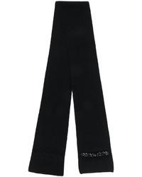 Bufanda Negra de No.21