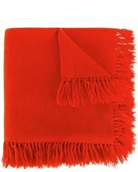 Bufanda roja de Isabel Marant