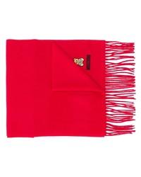 Bufanda roja de Moschino