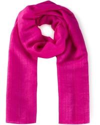 Bufanda rosa de Denis Colomb