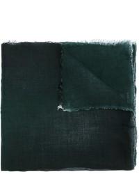 Bufanda verde oscuro de Avant Toi
