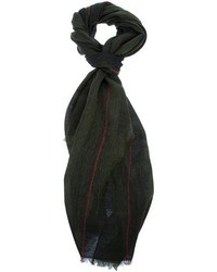 Bufanda verde oscuro de Dondup
