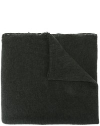 Bufanda verde oscuro de Isabel Marant