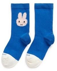 Calcetines azules