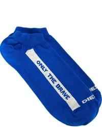 Calcetines azules de Diesel