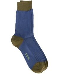 Calcetines azules de Etro