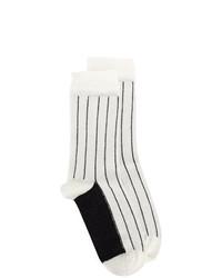 Calcetines blancos de Haider Ackermann