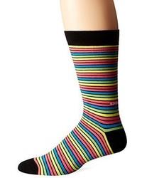 Calcetines de Rayas Horizontales Multicolor de Diesel