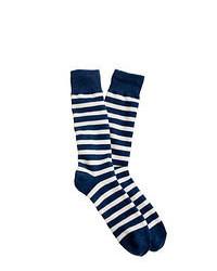 Calcetines de rayas horizontales