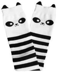 Calcetines en blanco y negro