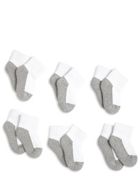 Calcetines grises de Jefferies Socks