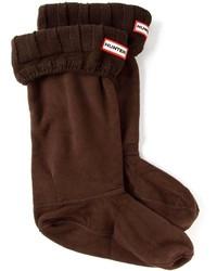 Calcetines marrónes de Hunter