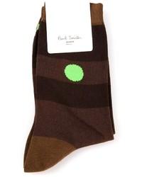Calcetines marrónes de Paul Smith