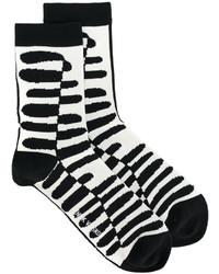 Calcetines negros de Henrik Vibskov