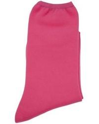 Calcetines rosa de Yohji Yamamoto