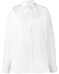 Camisa blanca de Balenciaga