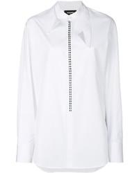 Camisa blanca de Dsquared2