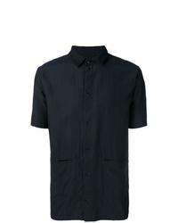 Camisa de manga corta azul marino de Folk