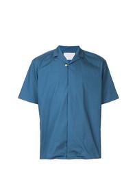 Camisa de manga corta azul de Kolor