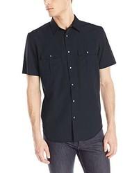 Camisa de manga corta negra de Calvin Klein