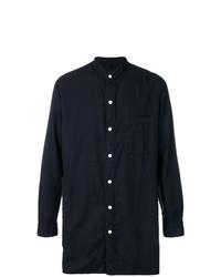 Camisa de manga larga azul marino de Ts(S)