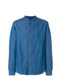 Camisa de manga larga azul de Natural Selection