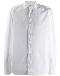Camisa de manga larga blanca de Al Duca D'Aosta 1902