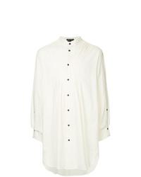 Camisa de manga larga blanca de Ann Demeulemeester