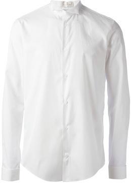 Camisa de manga larga blanca de Balenciaga