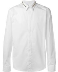 Camisa de Manga Larga Blanca de Givenchy