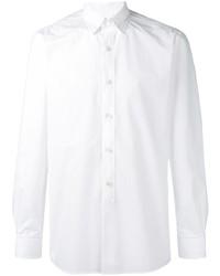 Camisa de manga larga blanca de Golden Goose