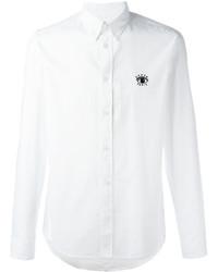 Camisa de Manga Larga Blanca de Kenzo
