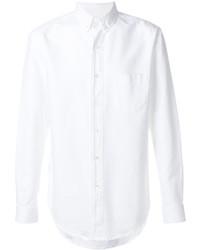 Camisa de Manga Larga Blanca de Palm Angels