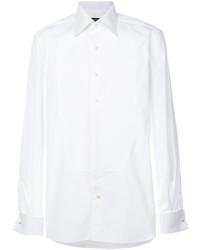 Camisa de manga larga blanca de Tom Ford