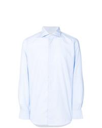 Camisa de manga larga celeste de Bagutta