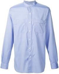 Camisa de Manga Larga Celeste de Engineered Garments